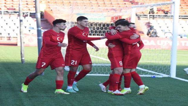 Kazakistan 0 - Türkiye 1