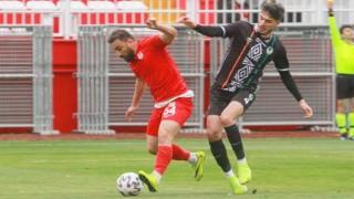 Mamak FK 90+4'de galibiyeti kaçırdı 2-2