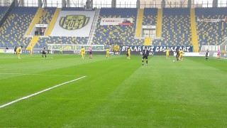 Derbi Ankaragücü'nün 2-1