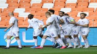 Ankaraspor, Adanaspor'u 2-1 yendi umutlandı