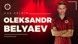 Oleksandr Belyaev, Gençlerbirliği'nde