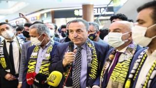 Ankaragücü'nün yeni Store mağazası açıldı...