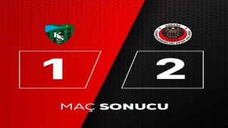 İkinci yarıda muhteşem futbol ve süper galibiyet 2-1